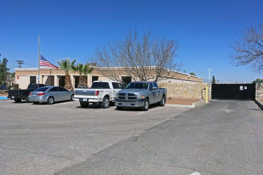 U.S. Department of Homeland Security – El Paso, TX