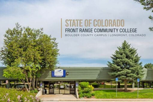 State of Colorado Front Range Community College – Longmont, CO